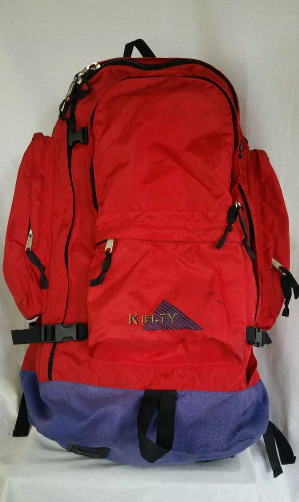 Vintage Kelty Redwing LG Large Lightweight Internal Frame Backpack ...