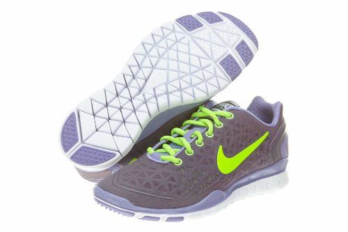 Nike Free Tr Fit 2 Womens Sneakers Style # 487789 (7.5, DARK PLUM/ · Cross  Training ShoesCute ...