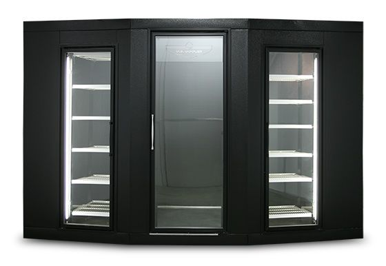 This Is My Dream Walk In Refrigerator Walk In Freezer Cool Doors Door Repair