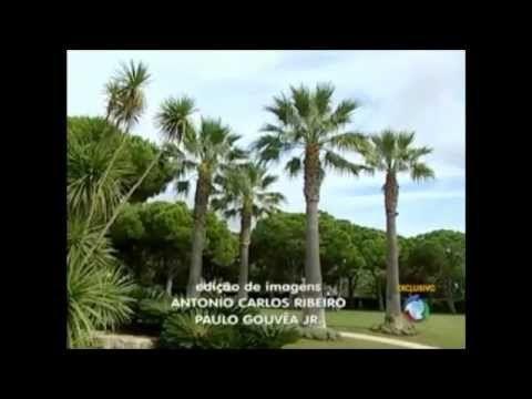 MANSAO DE AIRTON SENNA EM PORTUGAL