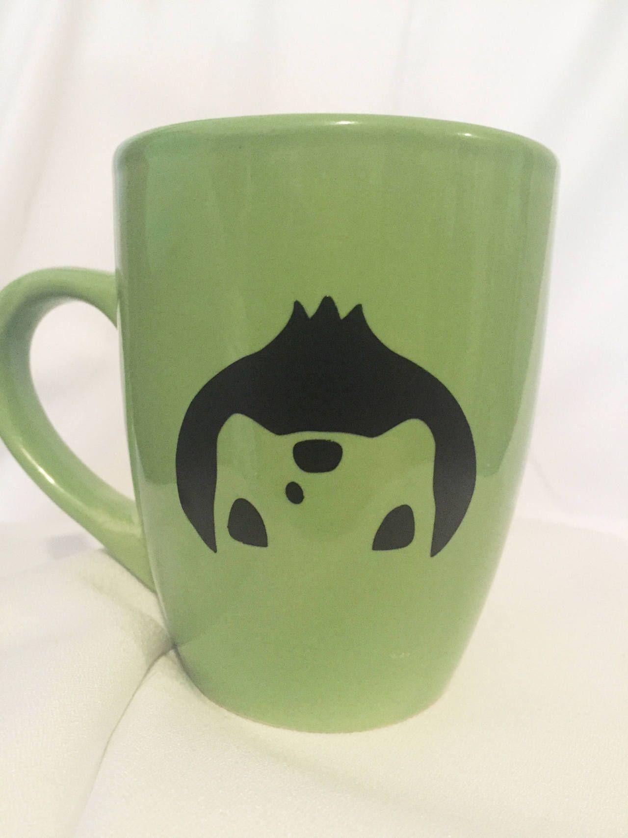 Starter Pokemon Mugs made by Charlette Jauch -
