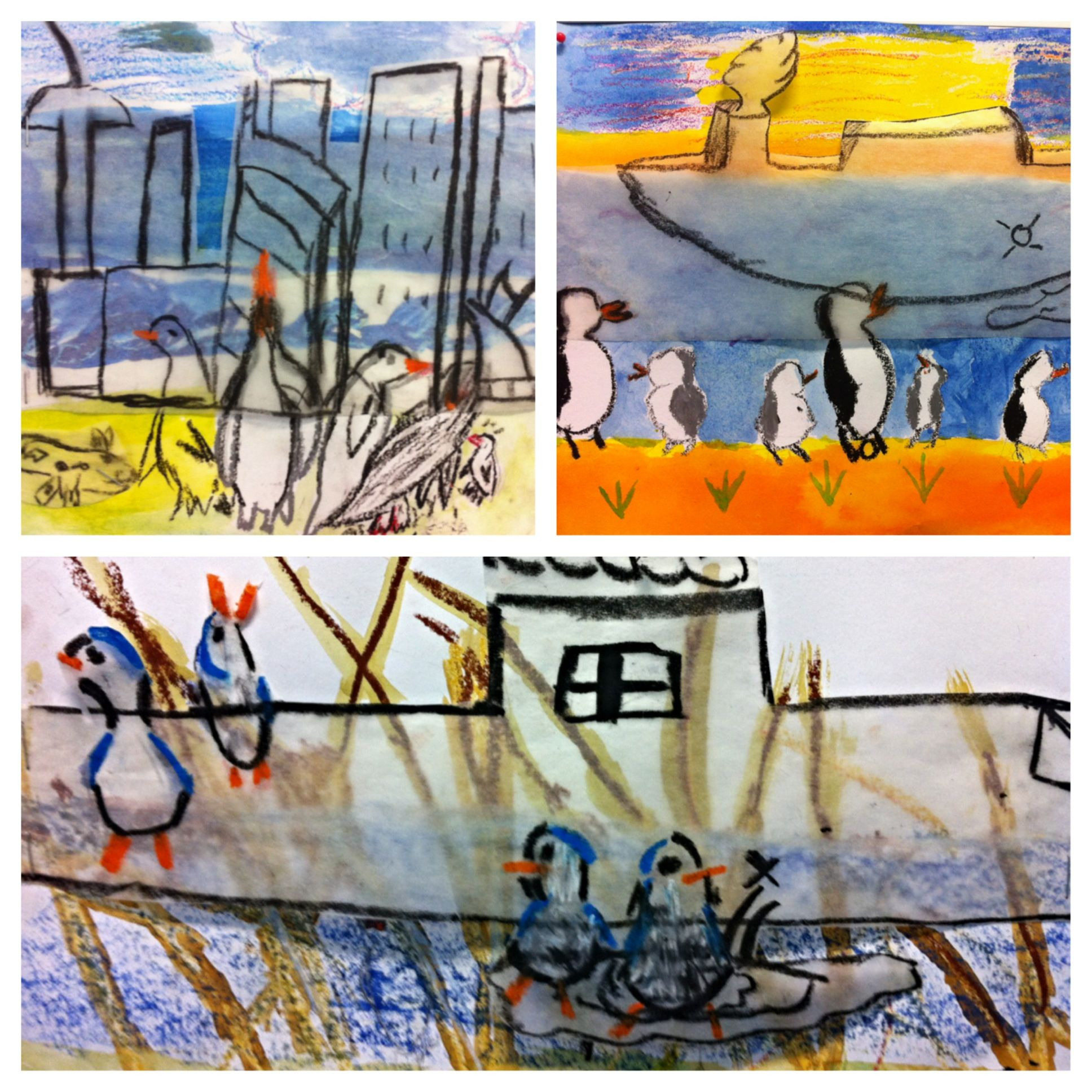 Visual Arts Literacy Lesson Based On We Re The Forest