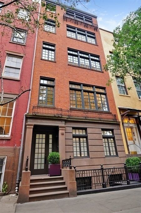 Townhouse with Awe-Inspiring Staircase Listed for 18.9M - On the Market - Curbed NY