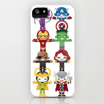 THE AVENGER S  ASSEMBLE  ROBOTICS iPhone Case by We are Robotic -  35.00  Capas Bonitas c605c6ee9d09d