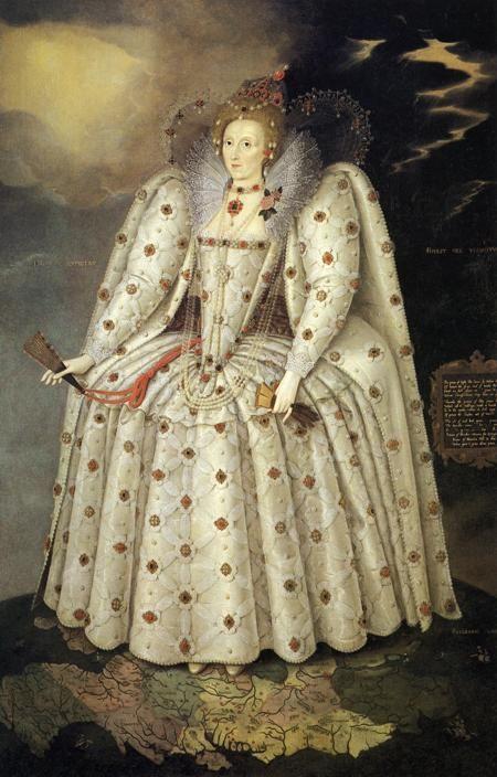 Elisabeth I. von England | Elizabethan clothing, Elizabeth ...