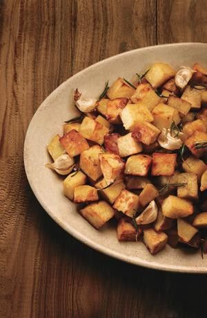 Roasted Potatoes, Done Right https://www.yahoo.com/food/how-to-make-crisp-golden-roasted-potatoes-82007174444.html