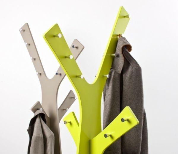 Le Porte Manteau De Design Original Et Esthétique : 30 Idées