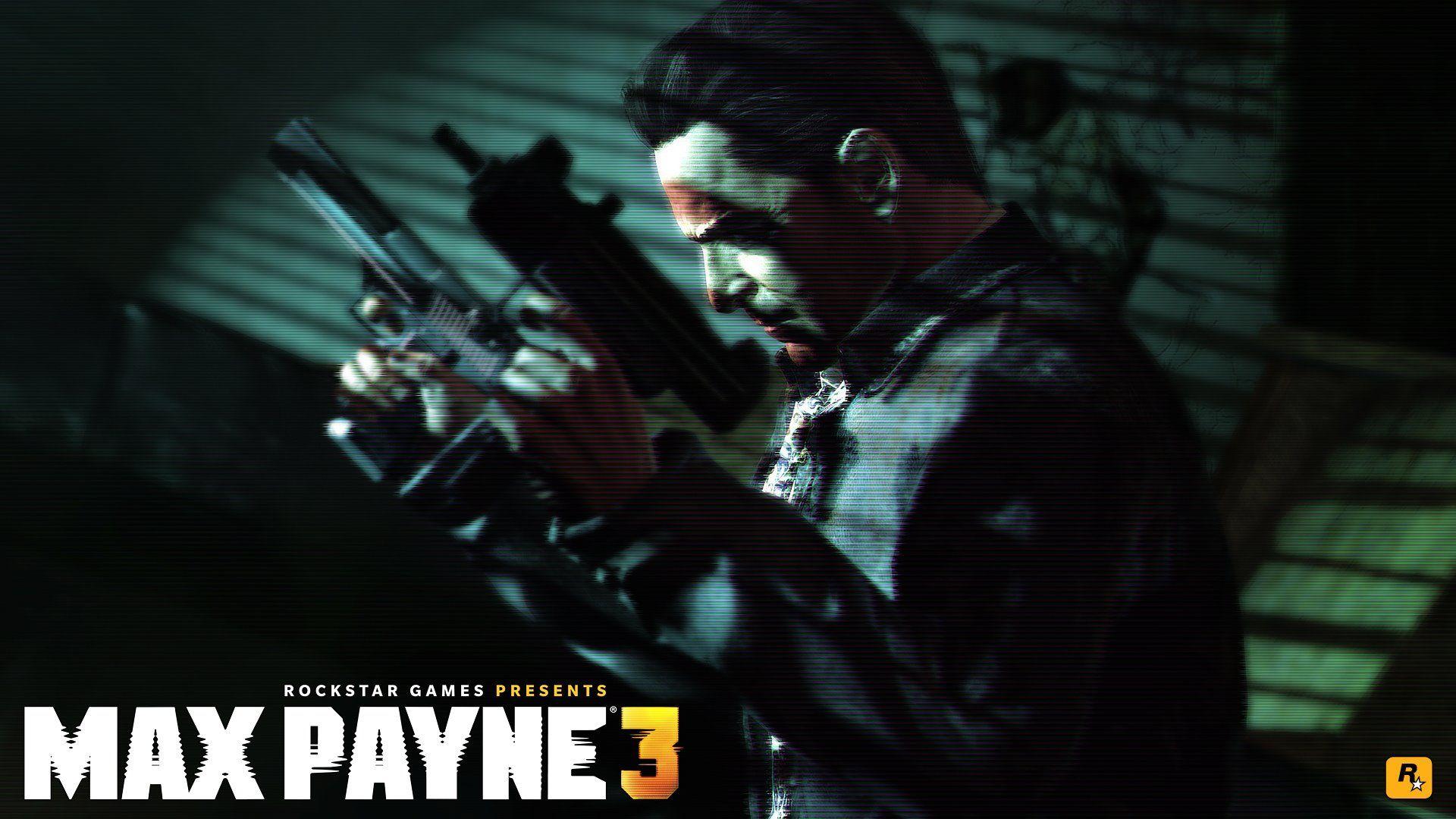 Wallpaper Hd Max Payne 3 Pc Playstation 3 Xbox 360 Rockstar