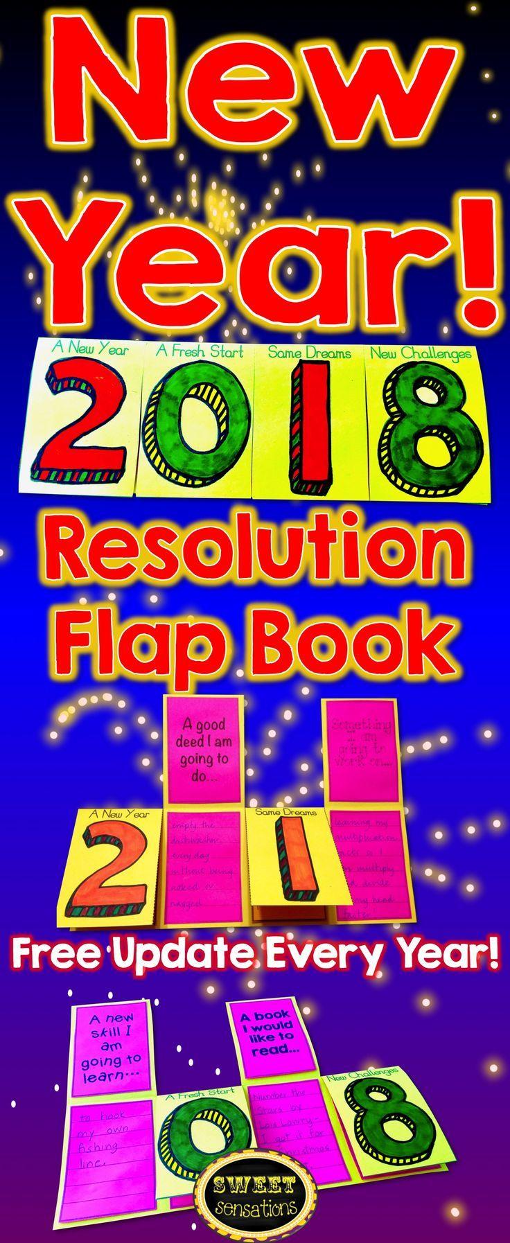 New Year Activity 2020 | New years activities, Preschool ...