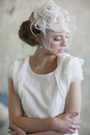 Brides Of Adelaide Magazine Fascinator Bridal Hairpiece Wedding Accessories Wedding Hats Vintage Headpiece Bridal Hat