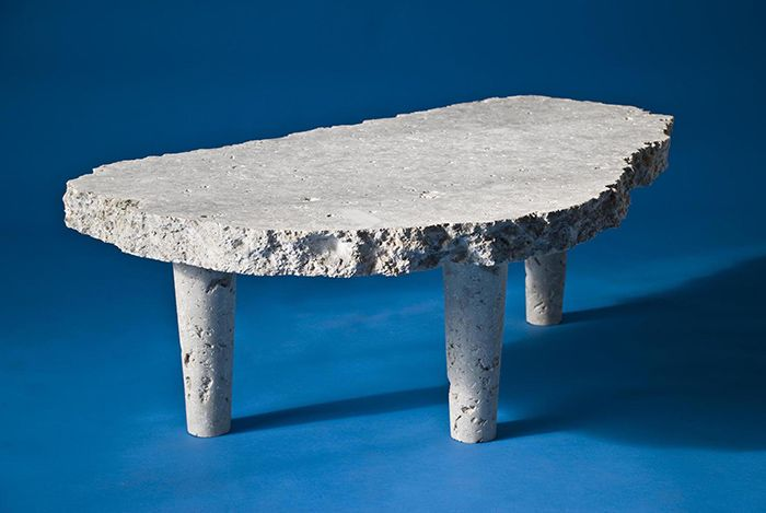 Charming Dowiyogou0027s Ancient Coral Coffee Table By Nicholas Mangan