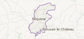 Map of requista