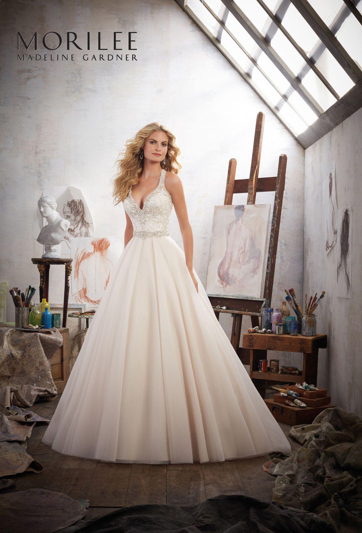 brautmodentirol #tirolerbraut #morilee #hochzeitskleid #brautkleid ...
