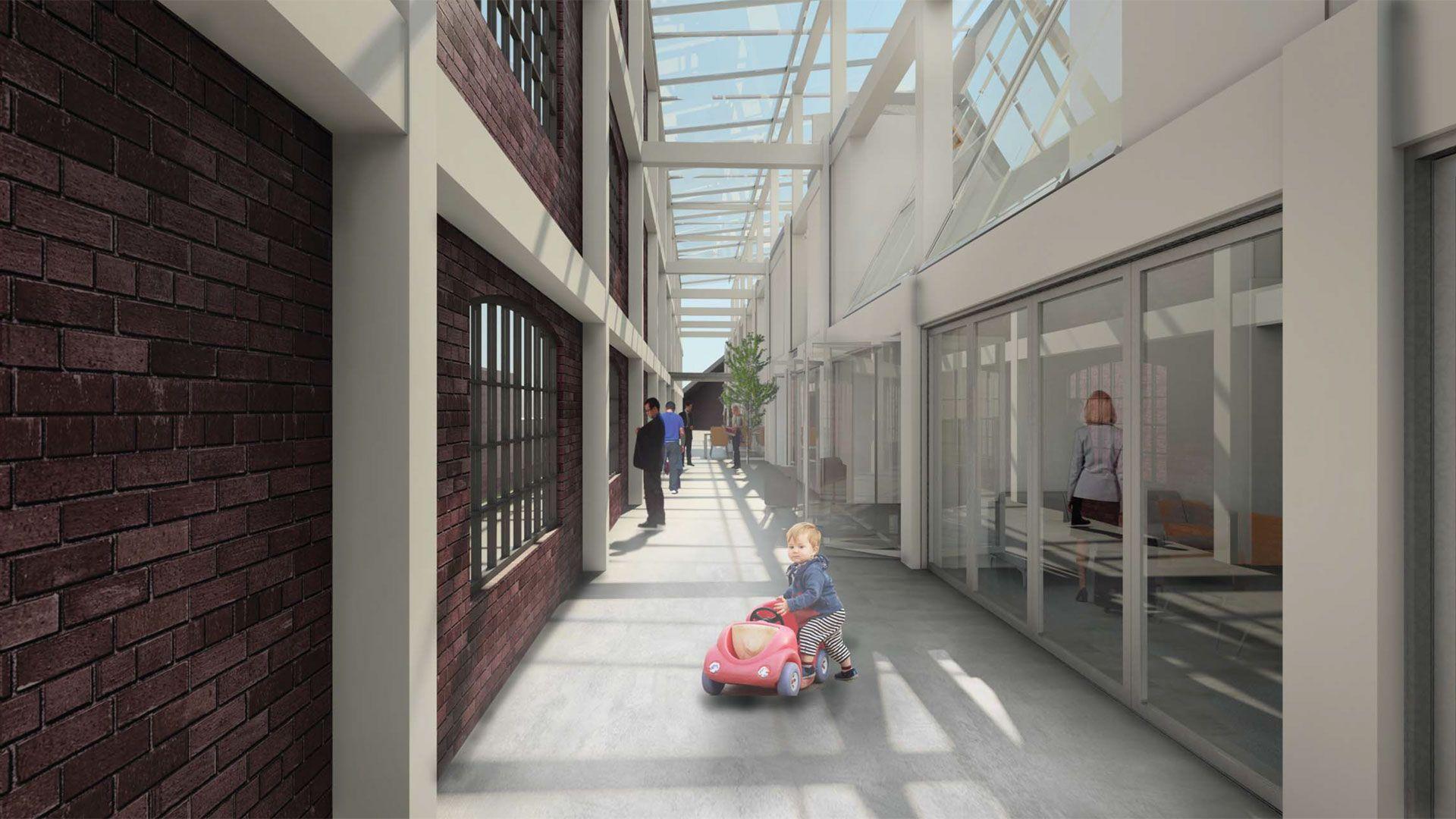 Reuse proposal factory - photoshop / interior