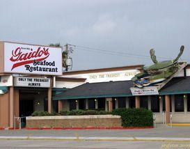 Gaidos Seafood Restaurant Galveston Excellent Seafood We