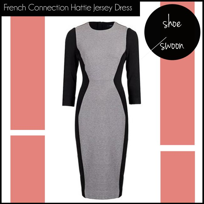 French Connection Hattie Jersey Dress