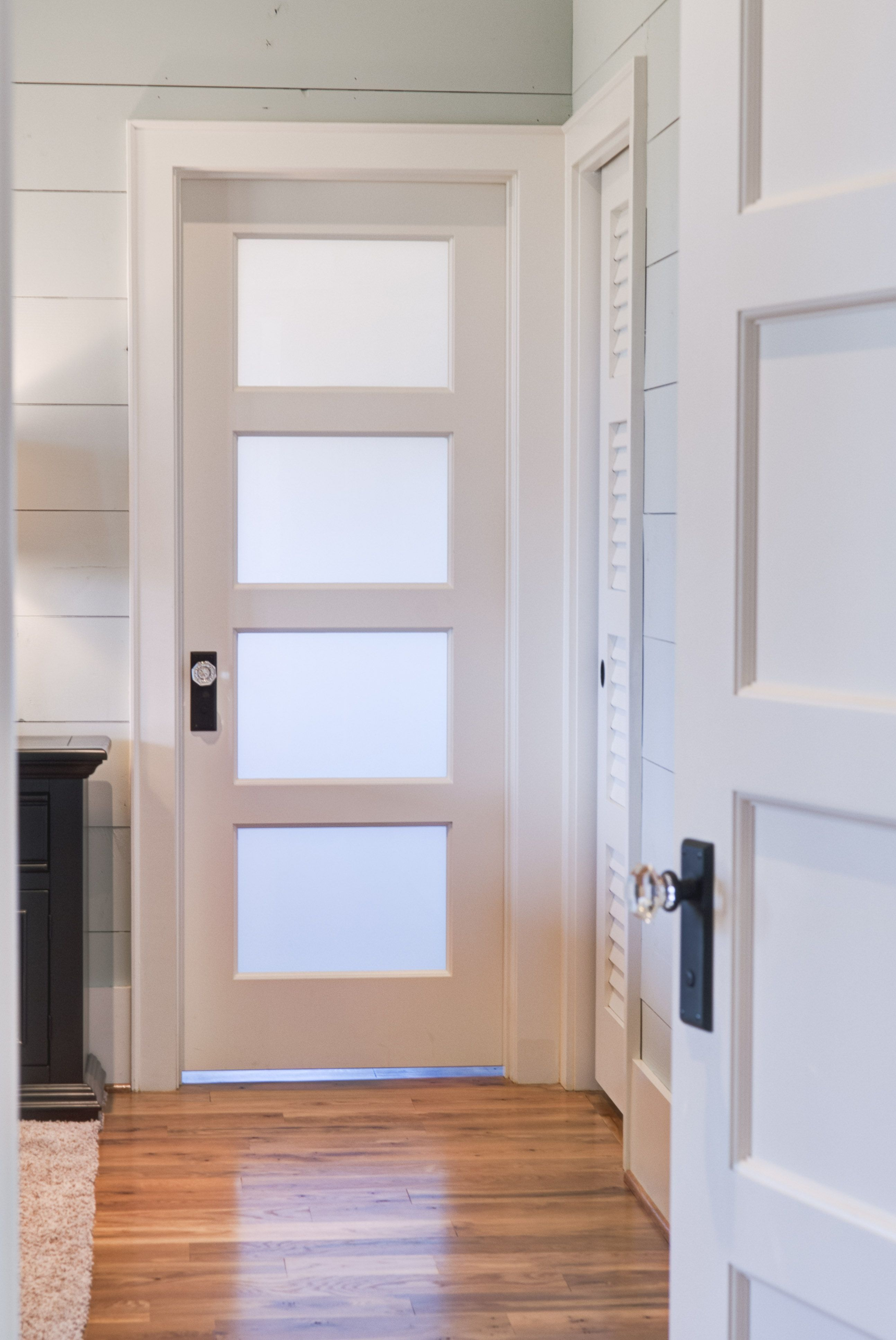 Photo of TruStile Doors – TS4100 in MDF with CB Sticking and Flat (C) Panels. Panels repl…