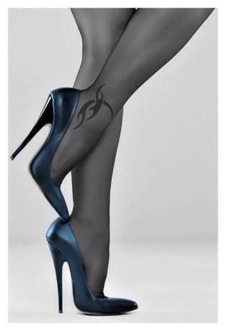and stockings Extreme high heels