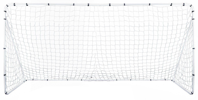 merax 12x6 ft soccer goal for backyard sports training