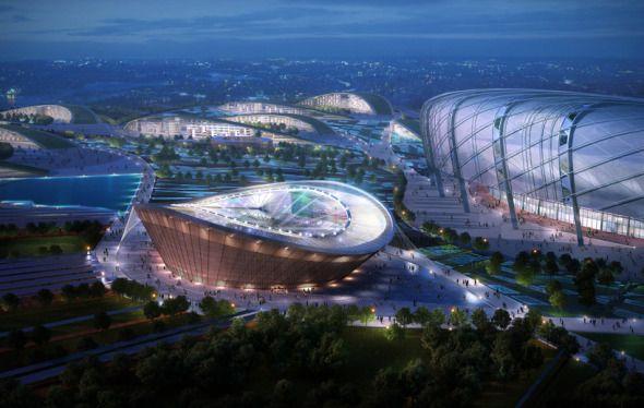 El Congo se prepara para los Juegos Panafricanos - Noticias de Arquitectura - Buscador de Arquitectura