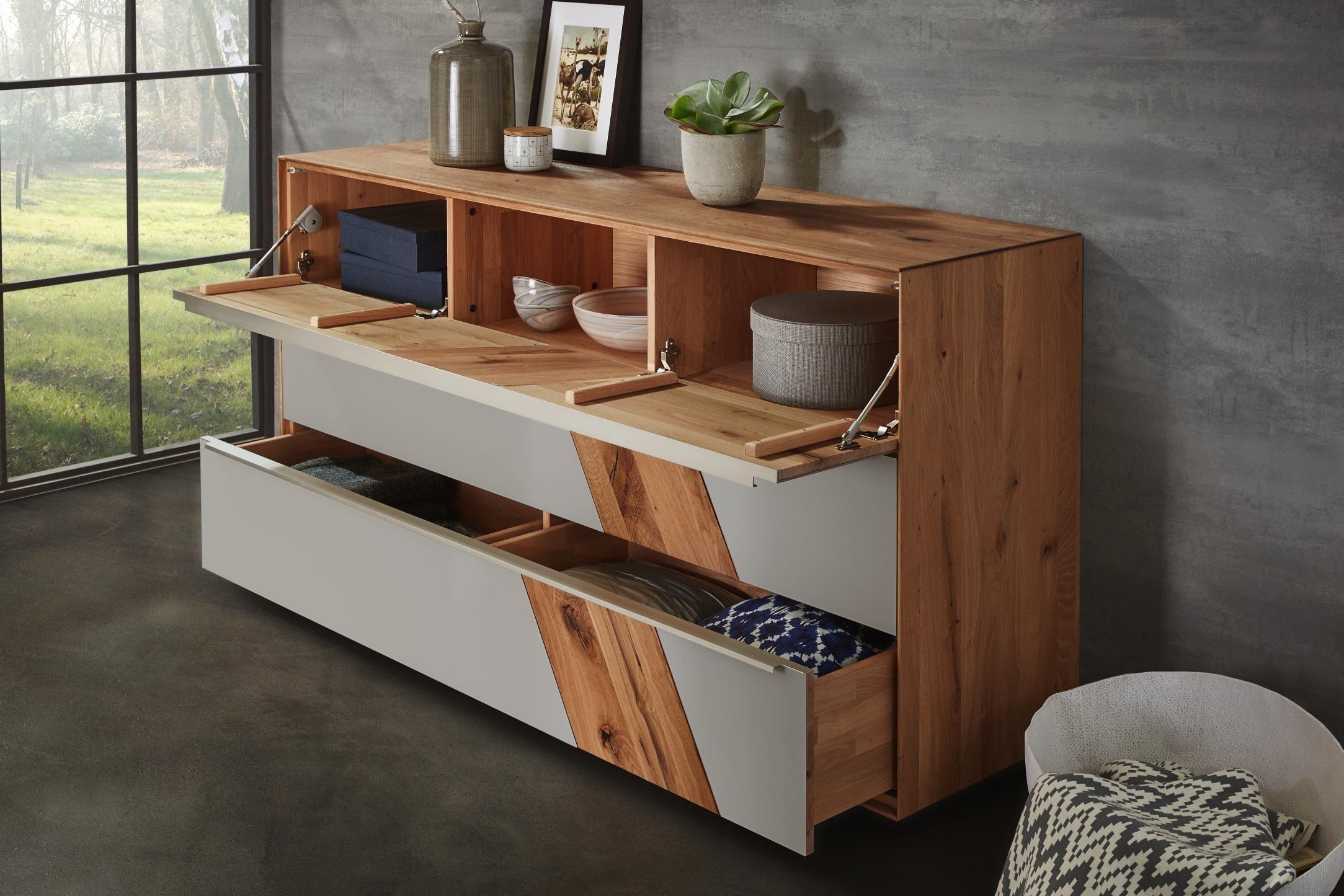Sideboard Aus Massivholz Qualität Von Valnatura Haus