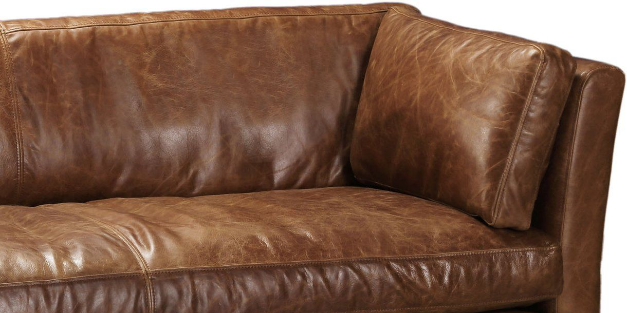 Barkby 2 Seater Leather Sofa Brown Leather Sofa Leather Sofa Leather Corner Sofa