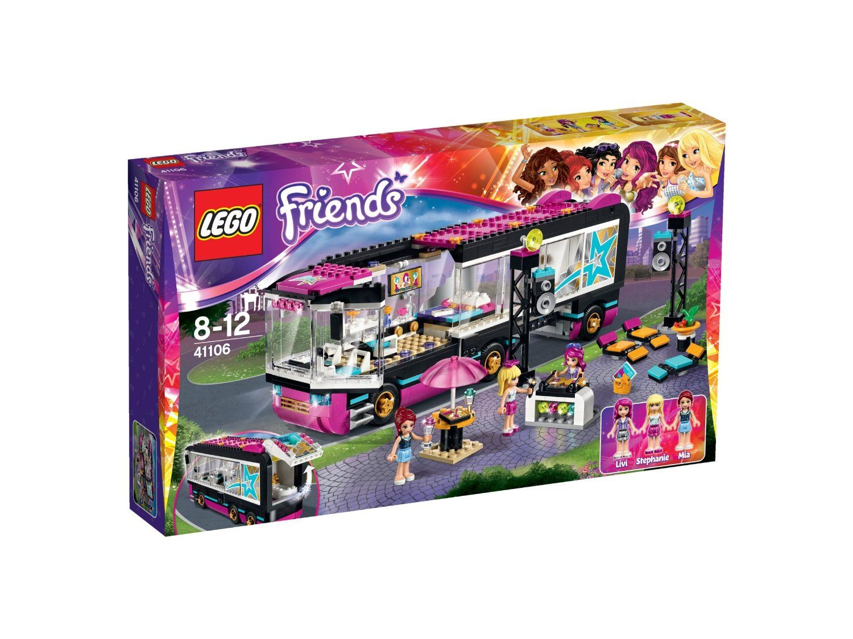Lego friends a1504676 tourn e en bus jeux et jouets kids pinterest lego - Jeux lego friends gratuit ...