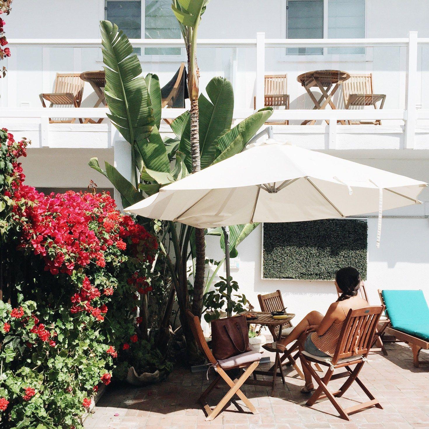 Capri Laguna Hotel - Traveling to Laguna Beach, CA  - elanaloo.com