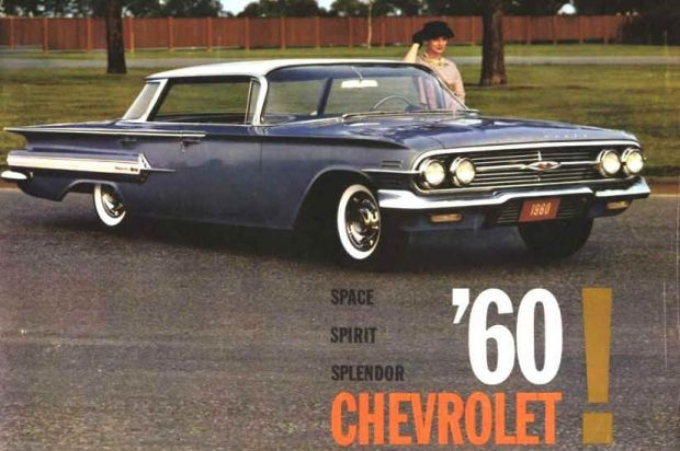1960 Chevrolet Impala Four Door Hardtop | Amazing Classic Cars