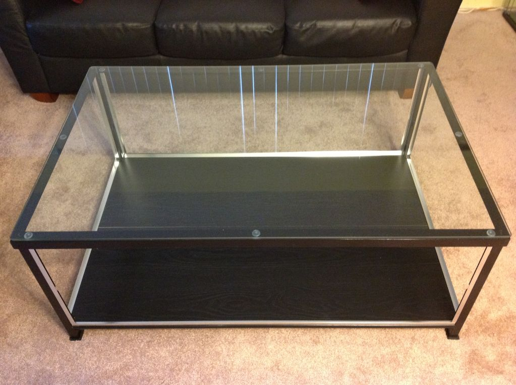 Decoration In Glass Display Coffee Table Display Case Coffee Table