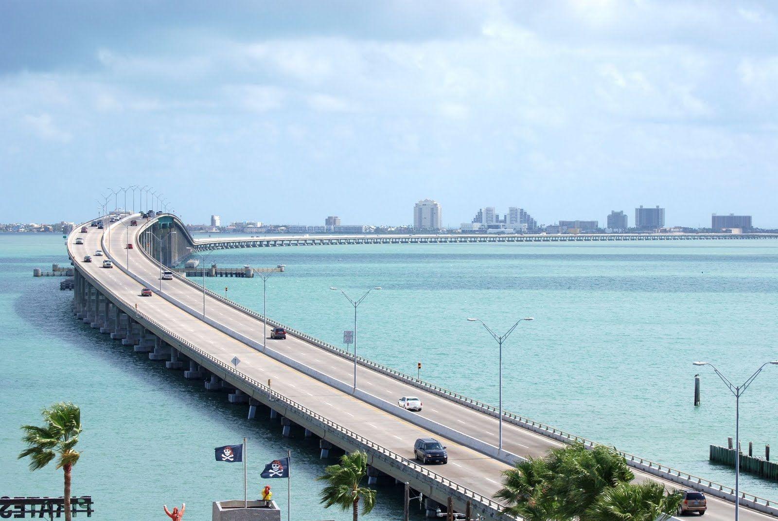 The Queen Isabel Causeway Port