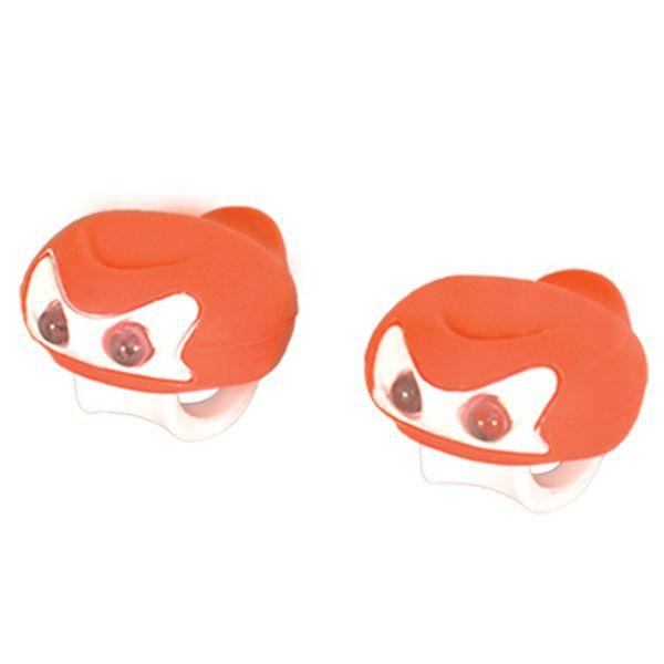OXC Brighteye 2 LED Verlichtingsset Siliconen - Oranje € 11,95