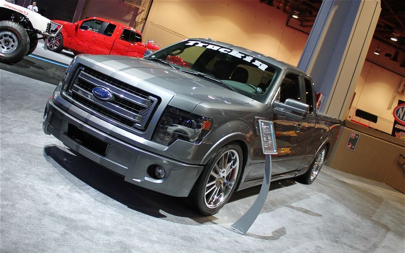 2013 ford f 150 fx2 super cab ecoboost by truckin magazine. Black Bedroom Furniture Sets. Home Design Ideas