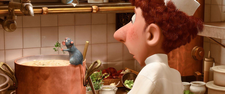 Pixar animation studios in 2020 ratatouille movie