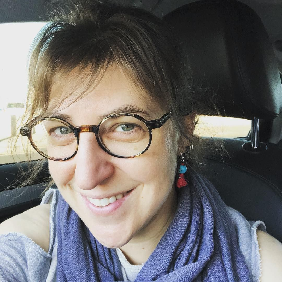 Mayim bialik on instagram better this morning couch