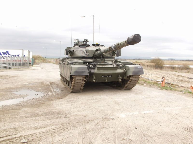 Chieftain Tank MK10 for sale | History online, History and Military
