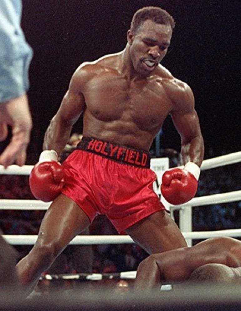 Evander Holyfield | Boxing | B...