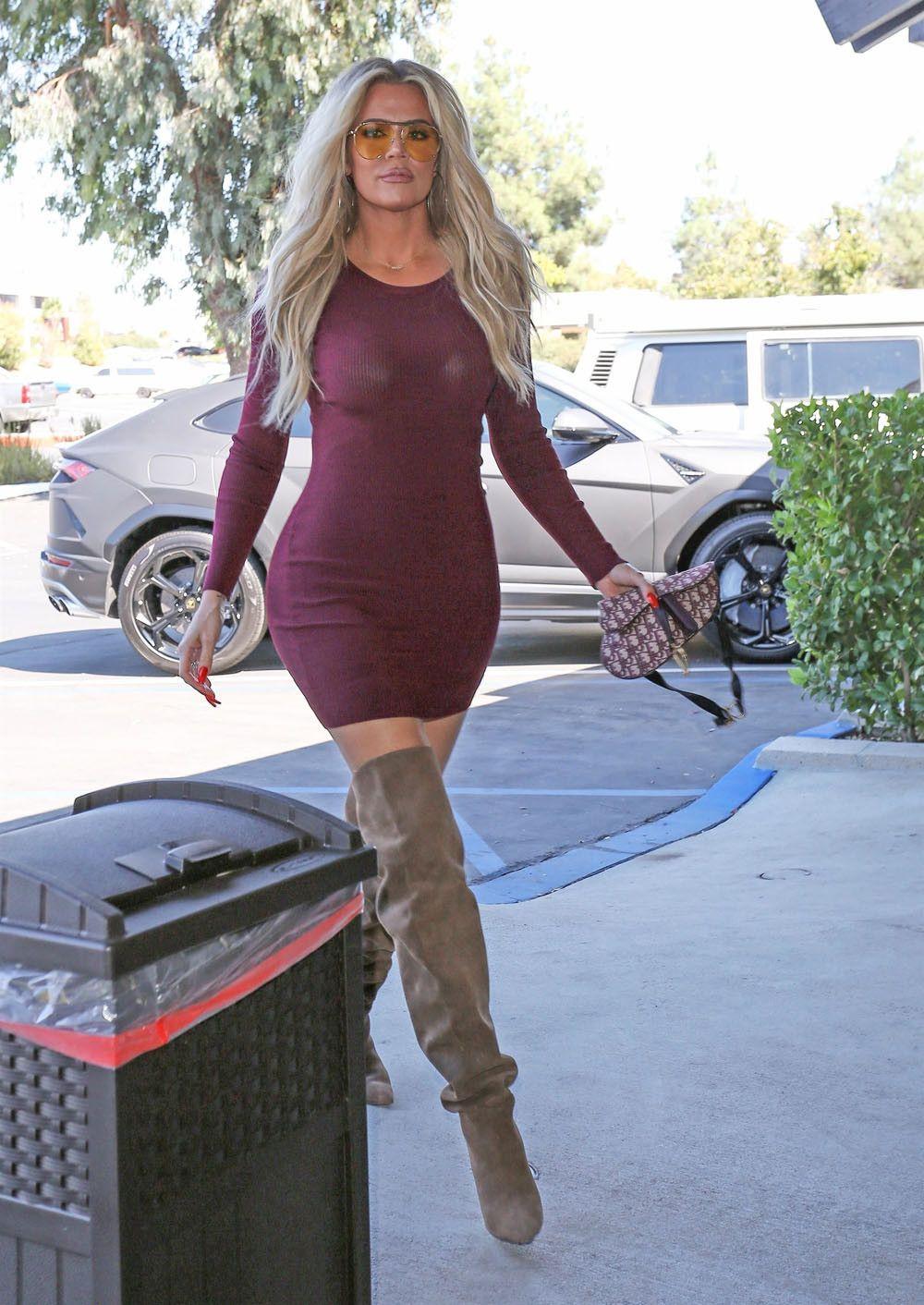 Khloe Kardashian's Sexiest Pics