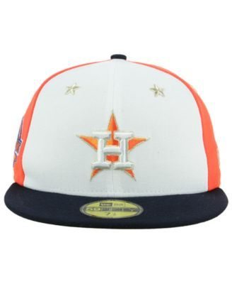 low priced b989b 9f37d New Era Boys  Houston Astros All Star Game w Patch 59FIFTY Fitted Cap - Blue  6 3 8