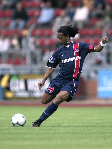 Ronnie Psg Ronaldinho Gaucho Psg Sobre Futebol