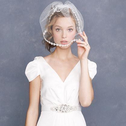 short veil  modest lace wedding dresses eyelash lace