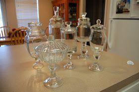 The McIllece Spot: DIY Apothecary Jars
