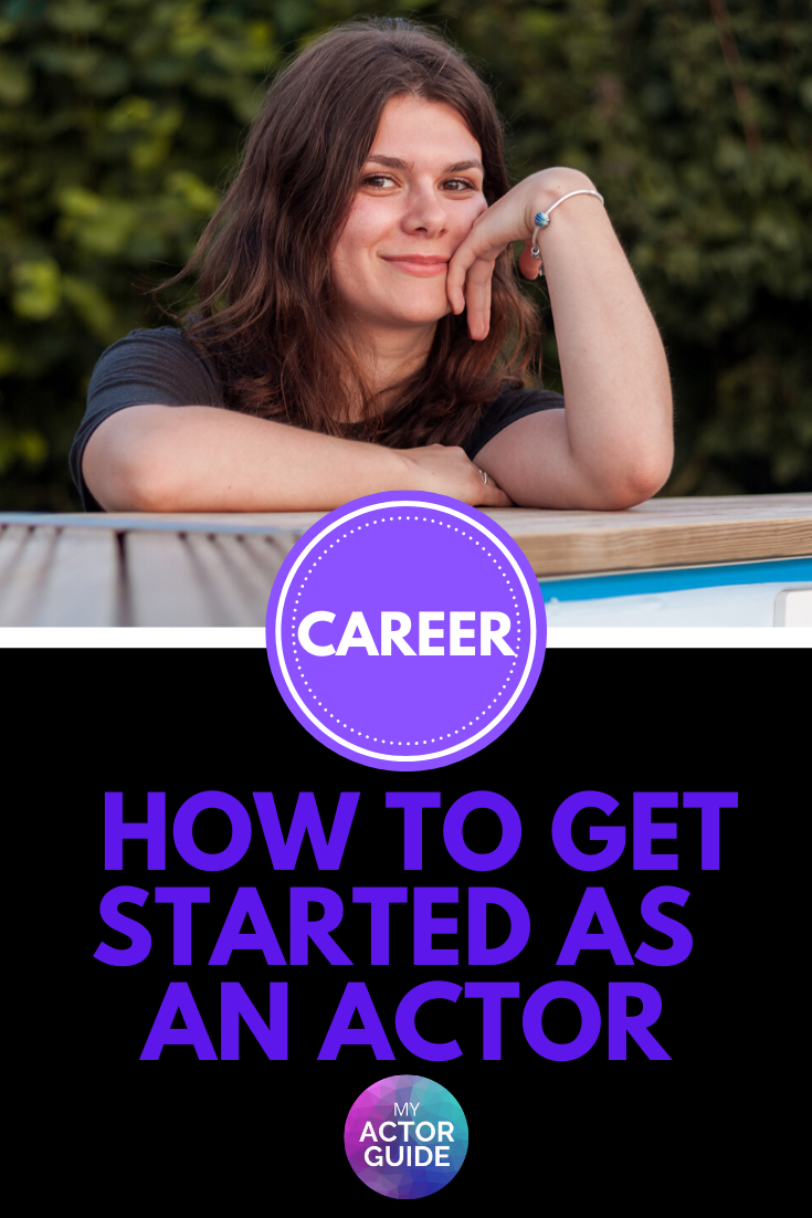 Pin On How To Become An Actor