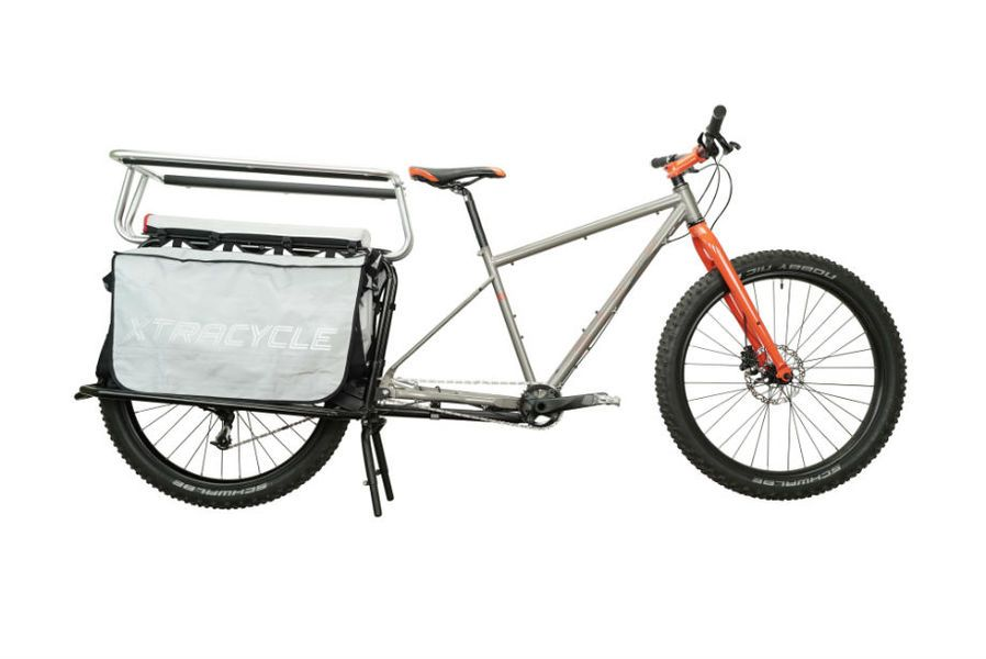 Longtail Bicycle Build 01 Designing The Cargo Frame With