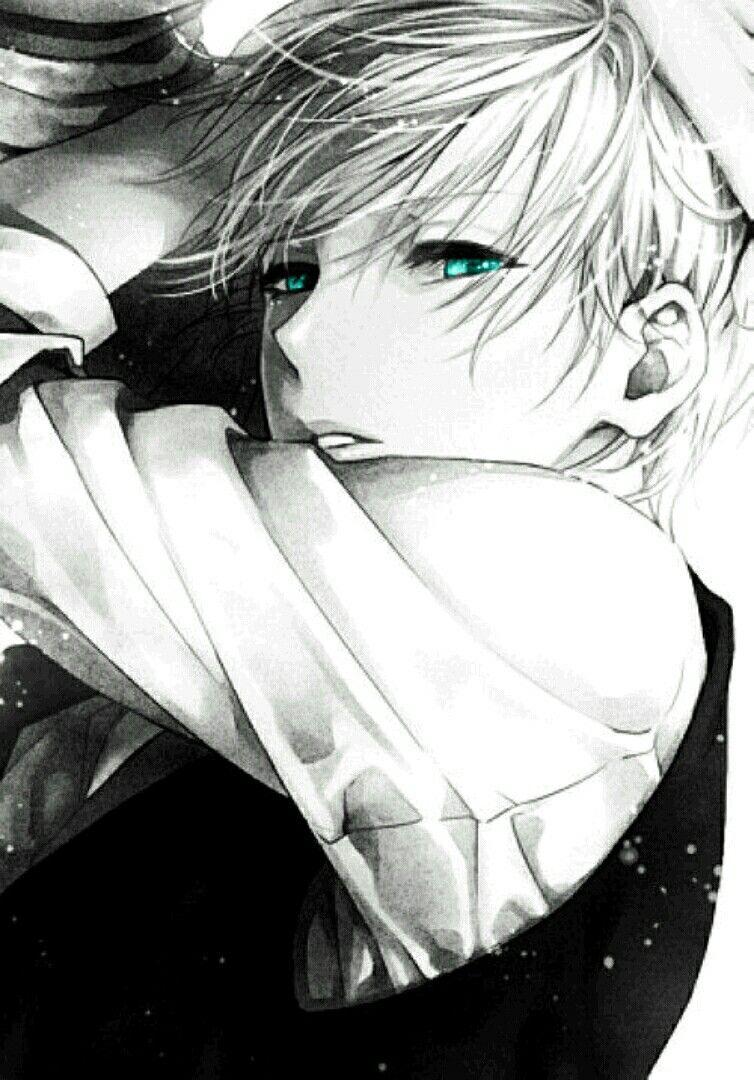 Blue Eyes Colour Anime Boy Anime Boy Anime Art Beautiful Anime Guys