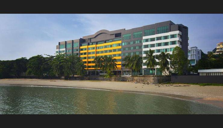 Review Hotel Four Points By Sheraton Penang Penang Idnhotel Com Hotel Reviews Penang Hotel