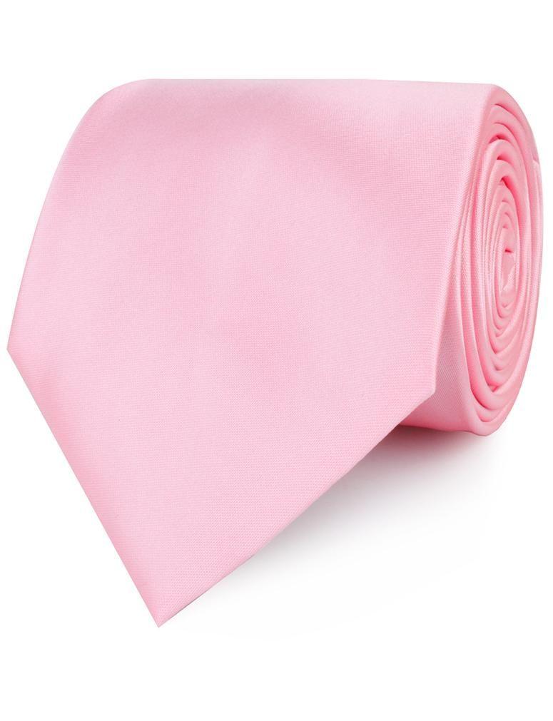 2a944a0aea02 Rose Pink Satin Necktie |Men's Suit Neckties for Men | Mens Wedding Necktie  Wide Ties Normal Width Handmade Gentlemen Accessories for Guys | Buy Online  Shop ...