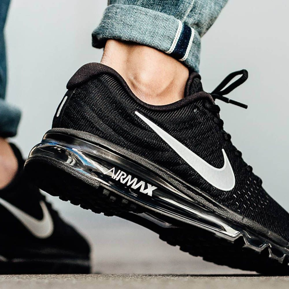cda2c6cab575f NIKE Air Max  17 Black