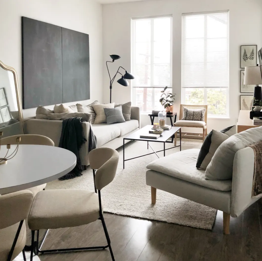 A 12 Upgrade Makes This Home's IKEA Look More