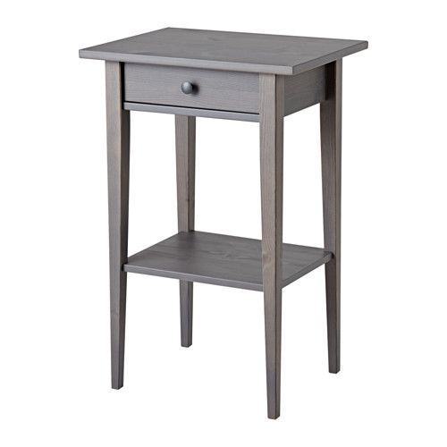 Best 25 ikea hemnes nightstand ideas on pinterest for Ikea green side table